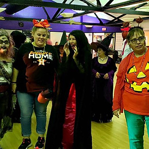 Monthly Social - Halloween Party