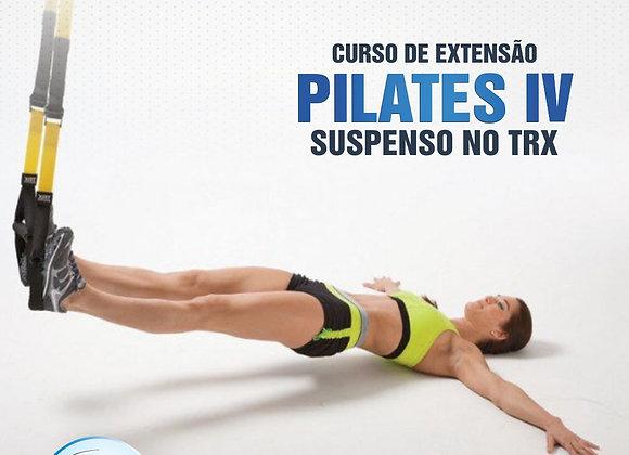 Curso: Pilates IV - Suspenso no TRX