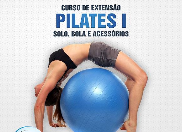 Curso: Pilates I - Solo, Bola e Acessórios