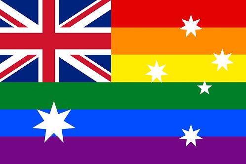 Australian Pride Flag