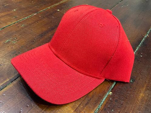 Baseball Cap - 6 Colours