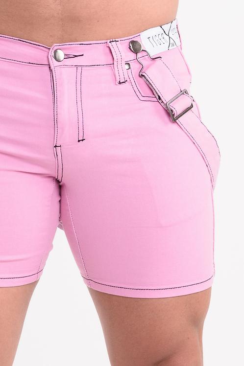 Tigerhorse Willem NU Pink X-Stretch Short
