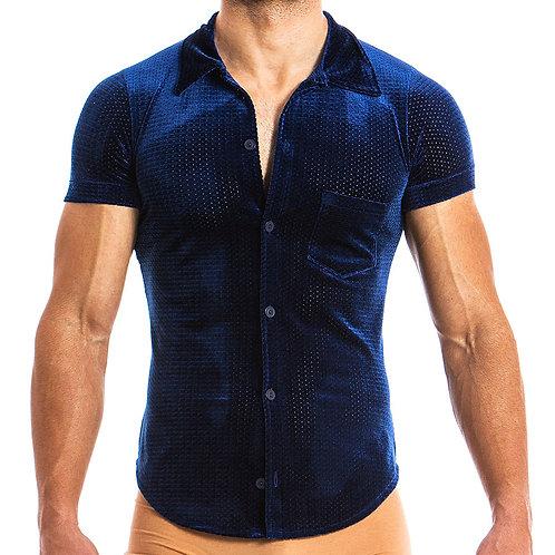 Modus Vivendi Velvet Jock Shirt - 2 Colours