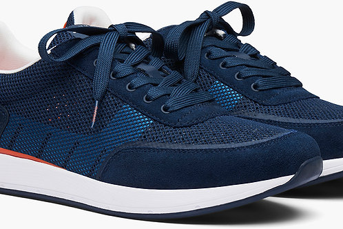 Swims Breeze Wave Athletic Sneaker - White or Navy