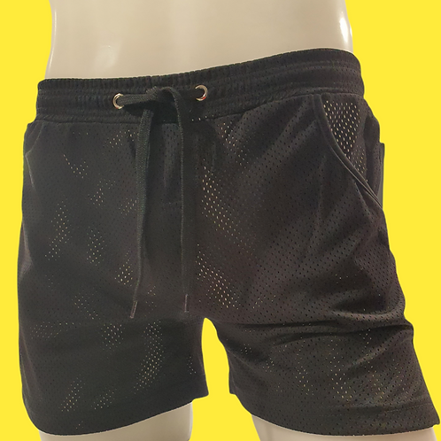 Daly Male - Lined Mesh Shorts -Five Colors