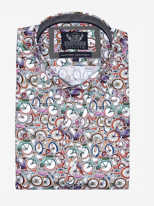 Thomson & Richards Bailly Bicycle Shirt
