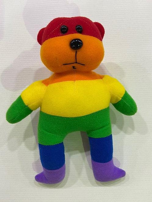 Daly Male Plush Pride Bear