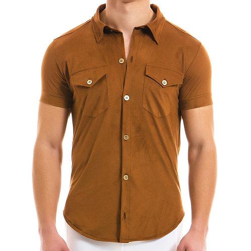 Modus Vivendi - Suede Shirt - 3 Colours