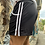 Thumbnail: Daly Male - Lined Mesh Shorts - Black or White