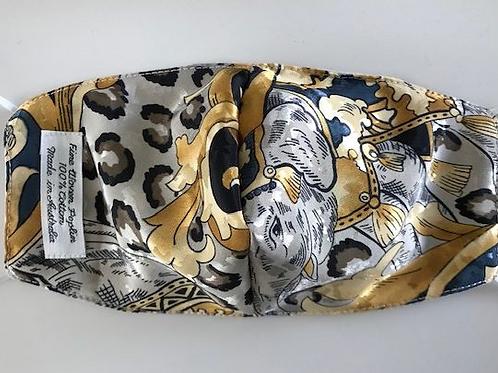 100% Cotton Face Masks -  14 Designs