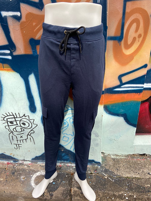 Cargo Track Pants with Pockets - 3 Colours