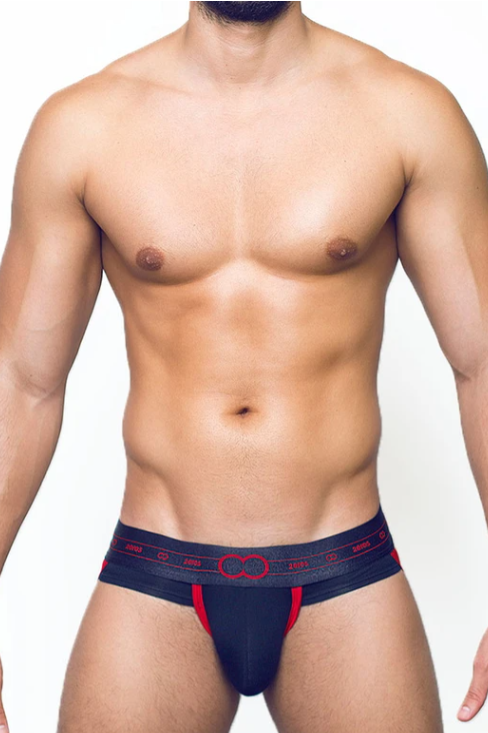 2eros - U93 X-Series Jockstrap Underwear - Night