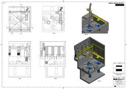 Ghuilbinn Powerhouse Stairwell & Roof Access