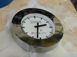 Promotional clock
