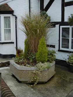 Southampton planters (2)