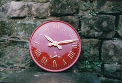 Mains Powered Exterior Clock