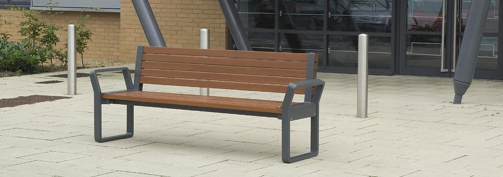 Cerro street furniture seat