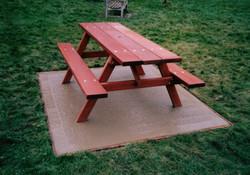 Woodland Picnic Table (5)