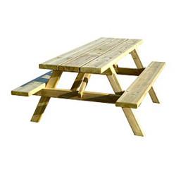 WOODLAND PICNIC TABLE