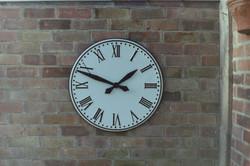 Exterior Clock for Buildings