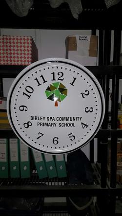 Large Playground Clocks for Schools