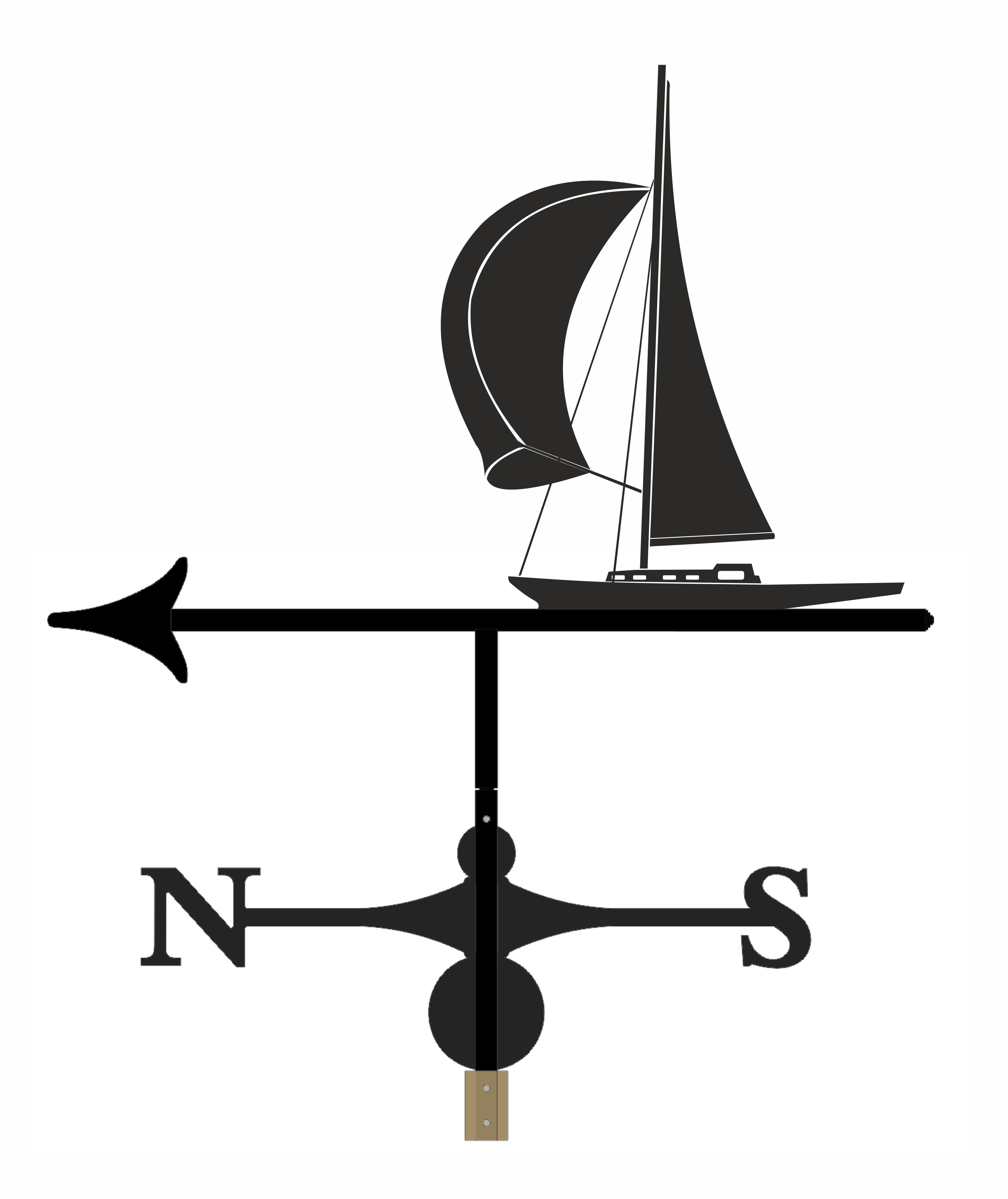 Weathervane - Boat 4