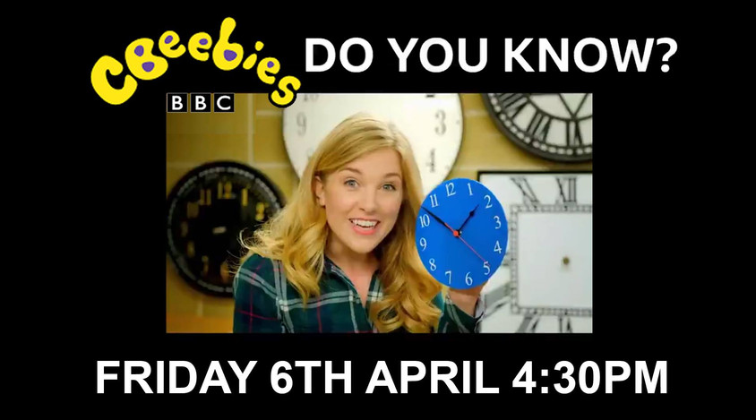 Cbeebies Do You Know?
