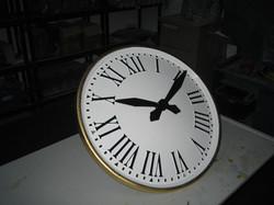 Mains Power Turret Clock