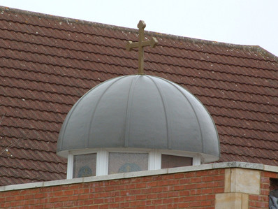 GRP Church Dome Roofs