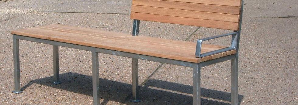 Bespoke seat bench