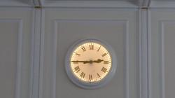 Ogee Bezel Clock