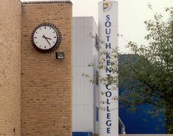 South Kent College Clock
