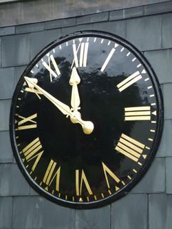Refurbished clock