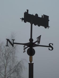 Weathervane - Train