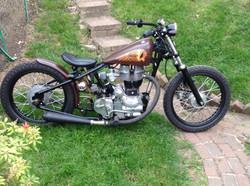 Motorbike components