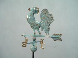 Weathervane - Partially gilded