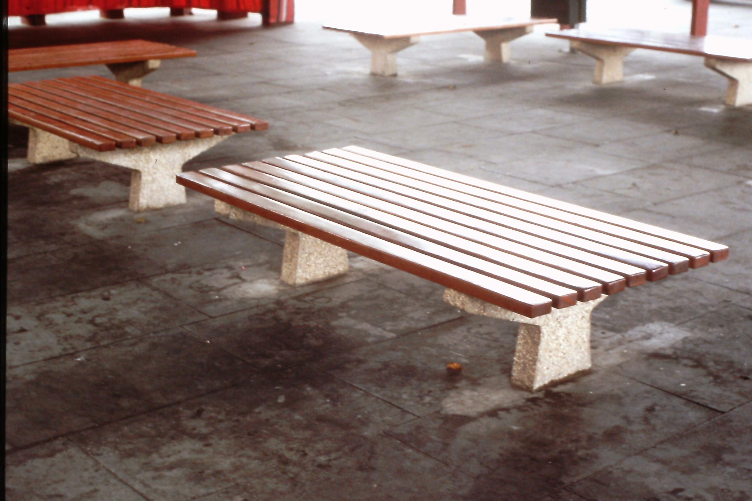 Southampton Island Bench (3)