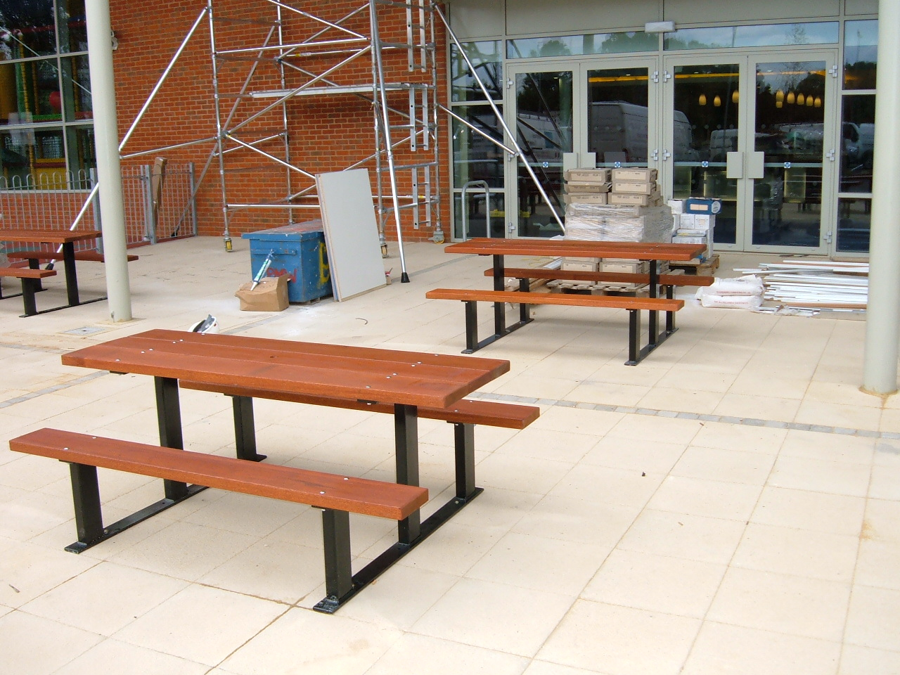 Beaufort Picnic Table (3)