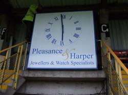 Football club clocks