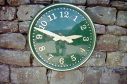Outdoor Clock for Schools