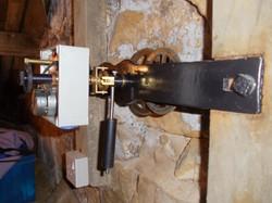 Electric clock mechanism
