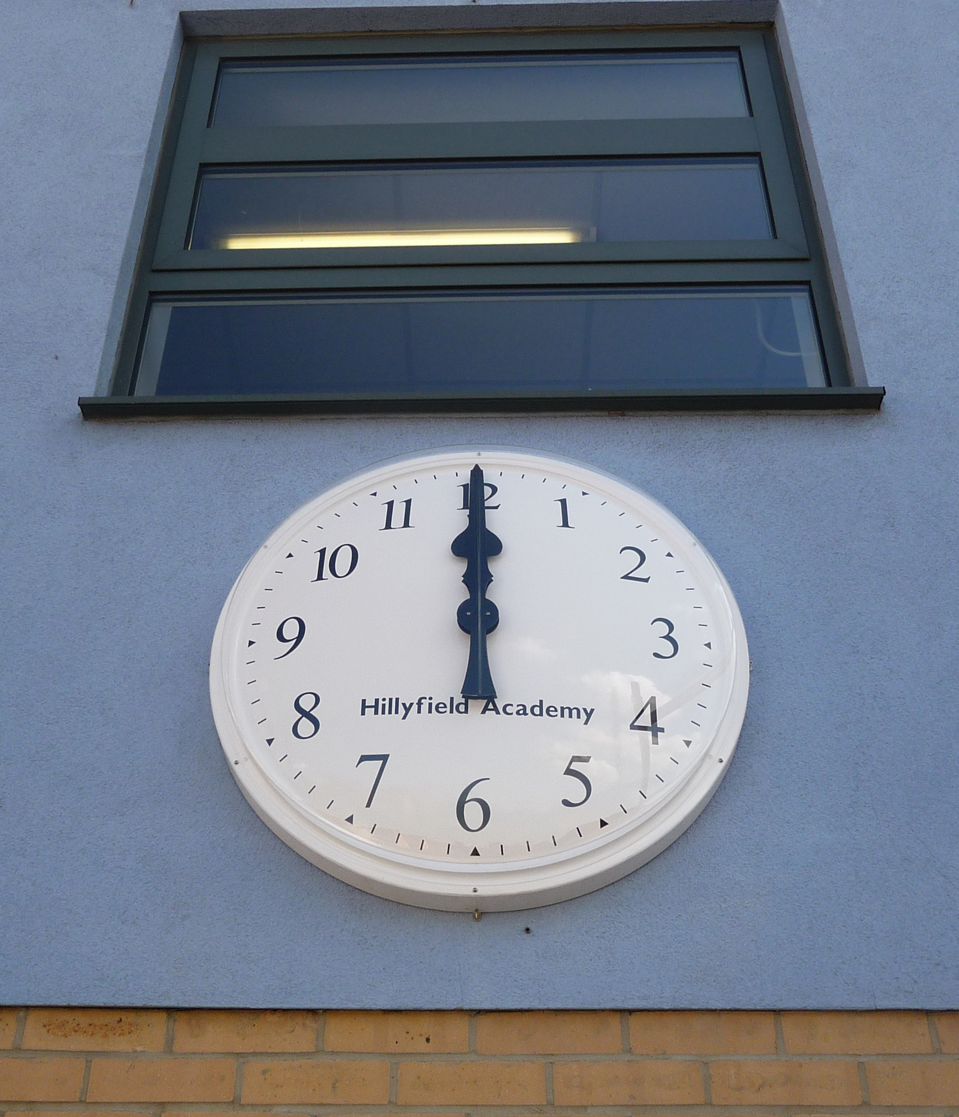 School Playground Clock
