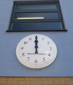 School Playground Clock