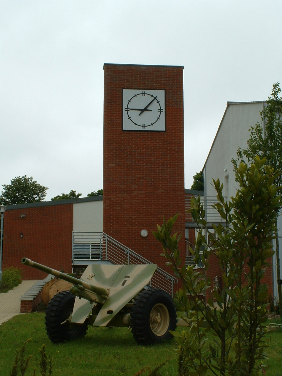 Barracks clock