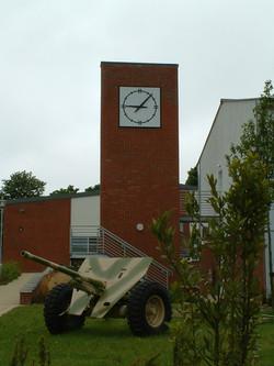 Barracks clock