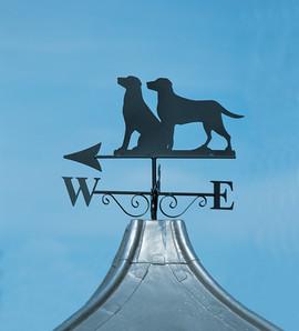 Dogs Weathervane