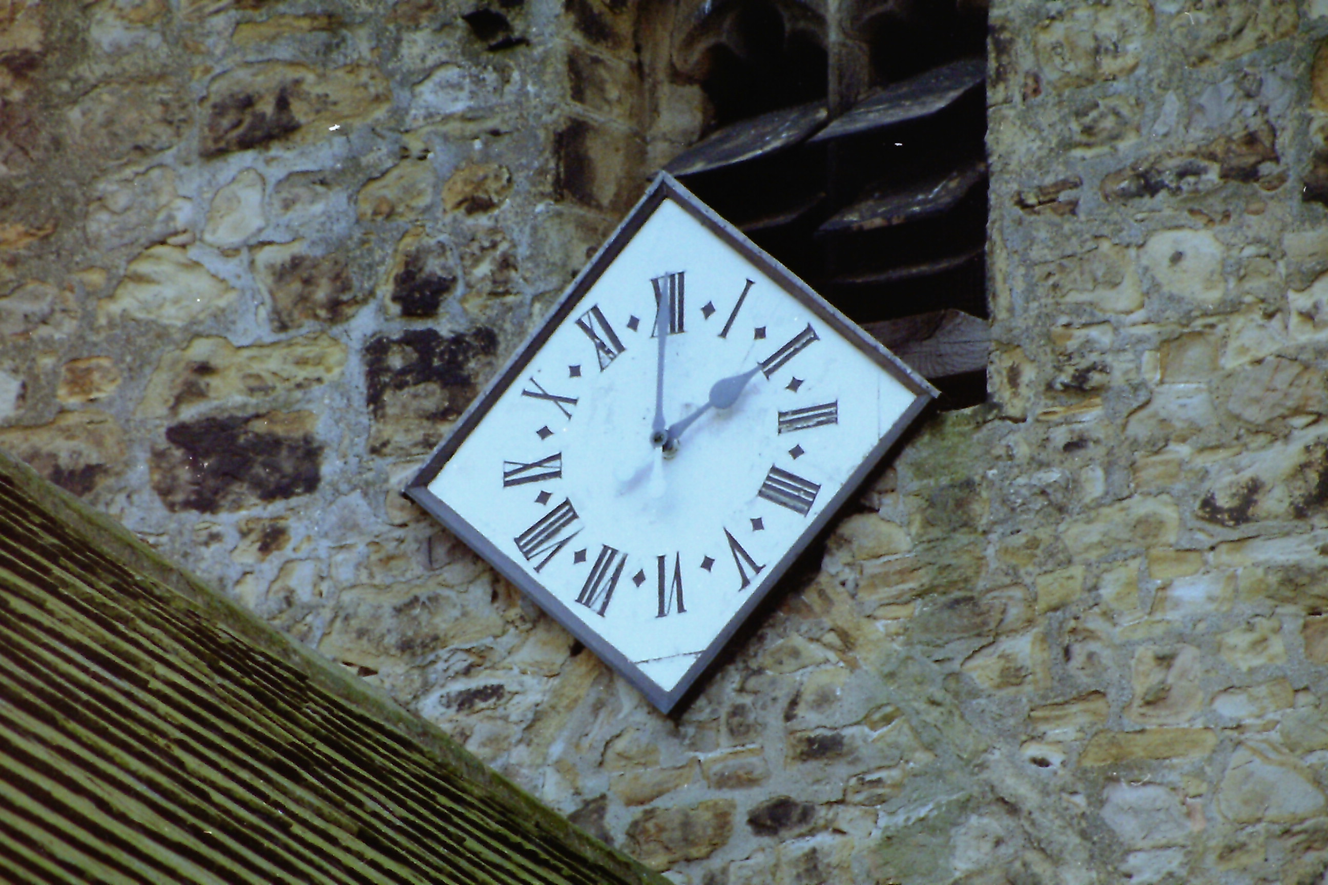 Church Clock