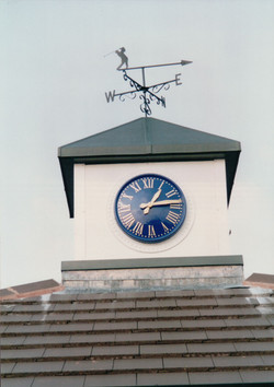 Clock Tower for golf course