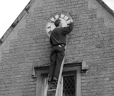 Hawkins Clock Company Founded 1989