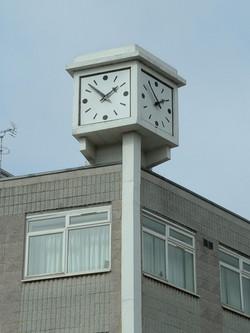 Restored public clock